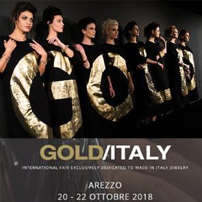 Gold Italy Arezzo 2018