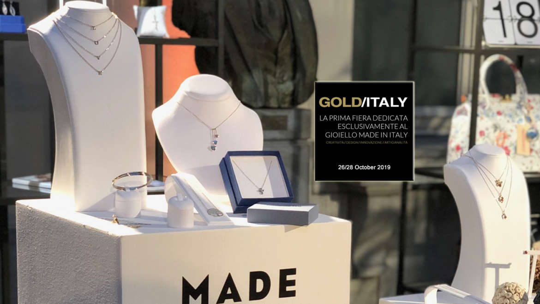 Gold Italy Arezzo 2019